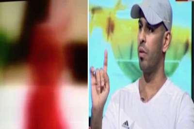 """فضيحة بالفيديو:""""راقصــة"""" في معسكر المنتخب السعودي والمدرب مخمور"""