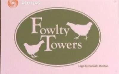 قرية بريطانية تقيم فندق 5 نجوم للدجاج!! - فيديو