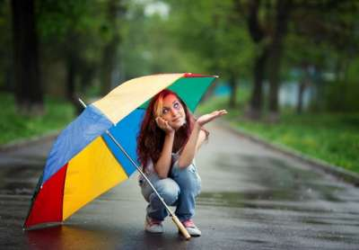 """بعد الاجواء الصيفية : عودة """"البرودة والمطر"""" الى فلسطين منتصف الاسبوع"""