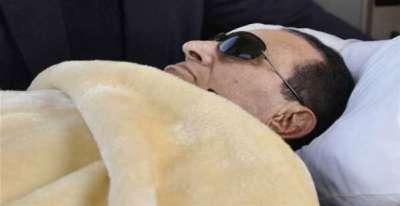 وفد مصرى يزور مبارك لإعادته رئيسًا