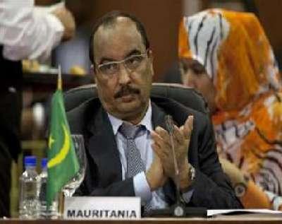 اصابة الرئيس الموريتاني برصاصة .... بعد محاولة اغتياله