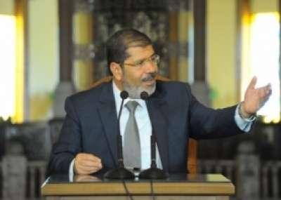 محاولة لاغتيال مرسي بالاسكندرية الجمعة