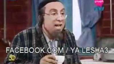 """""""ليشع والموساد"""" احسن مقطع من برنامج ربع مشكل"""