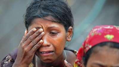 ميانمار.. 22 ألف نازح بسبب العنف