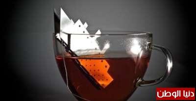 تصاميم غريبه لأكياس الشاي