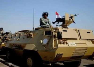 مقتل جنود سيناء والشرطة تنتفض
