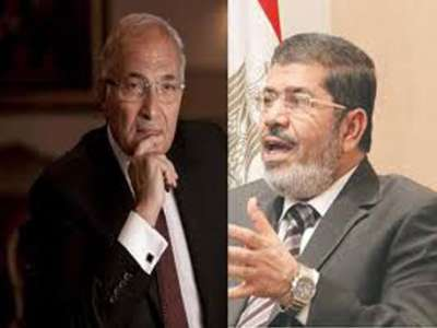 مفاجأة: شفيق يعود رئيساً لمصر