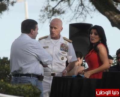 لبنانية الأصل وراء فضيحة مدير المخابرات الأمريكية