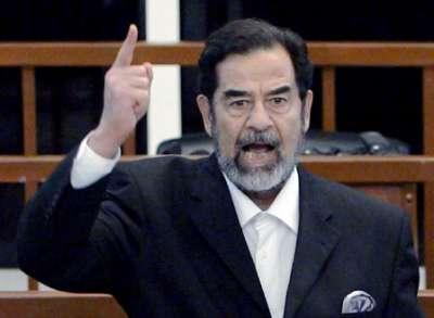 """وثيقة إسرائيلية: """"الموساد""""حاول اغتيال صدام حسين عدة مرات"""