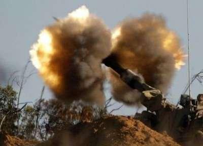 قصف تل أبيب واسقاط طائرة استطلاع وضرب ناقلة جند .. غارات اسرائيلية على كافة محافظات القطاع