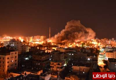 اكثر من 800 غارة على قطاع غزة وارتفاع حصيلة الشهداء الى 39 شهيد .. 9998352447