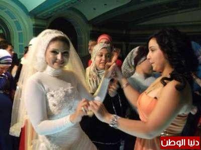 """بالصور .. فرح الناشطة المصرية """"أسماء محفوظ"""""""
