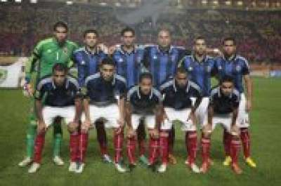 الأهلي المصري يختار تشكيلة من 23 لاعبا لكأس العالم للأندية