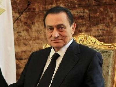 بالفيديو... حسني مبارك يقول : لو الشعب مش عايزك لازم تمشي