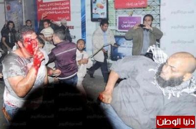 """ثلاثة قتلى بينهم فتاة وعدد كبير من الإصابات في """"حرب شوارع"""" أمام القصر الرئاسي بين معارضي ومؤيدي مرسي"""