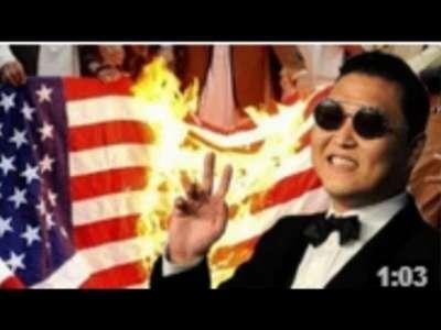 اغنية كورية تدعوا لقتل الامريكيين لتعذيبهم اسيرات العراق