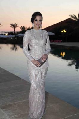 """درة التونسية تقدم ليلى الطرابلسي في """"الجميلة والمغامر"""""""