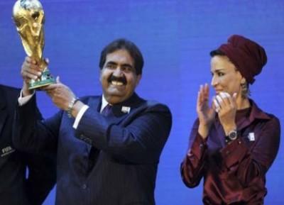 فضيحة قطر :رشاوى لكأس العالم