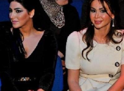 زوجة عاصي الحلاني بجانب زوجة صابر ...أيهما أجمل؟