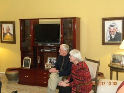 سفارة فلسطين في البرازيل تكرّم عائلة الشهيدة راكيل كوري