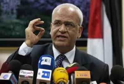 عريقات: مصير القدس يحدده أبناء الشعب العربي الفلسطيني