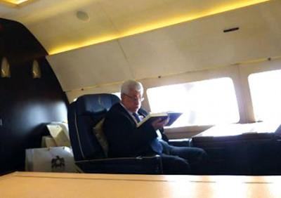 الطائرة الرئاسية الفلسطينية وبذخ ابو مازن