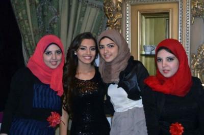 """صور .. نجمة """"Arab idol"""" كارمن سليمان تحتفل بعيد ميلادها الـ 18"""