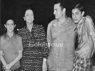 قصة زواج حسني مبارك وسوزان ثابت