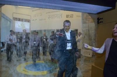 افتتاح مؤتمر ومعرض الكهرباء والماء الشرق الأوسط 2013
