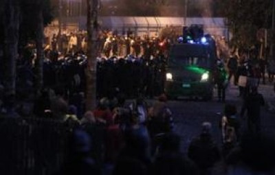 صحيفة: الجيش عصى أوامر مرسي باستخدام الرصاص الحي ضد متظاهرين