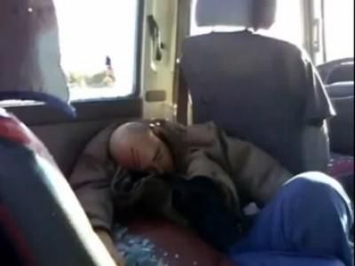 فيديو مسرب +18 : قتلى ودماء الجيش السوري ورعب من الجيش الحر