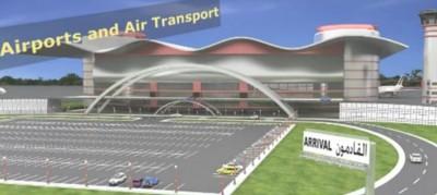بالفيديو.. مطار فلسطين الدولي .. مخططات جاهزة في إنتظار التطبيق