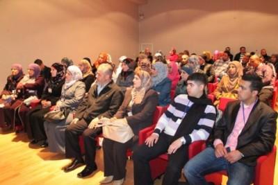 افتتاح مؤتمر مشاكل اطباء الطب الطبيعي وأخصائيي الطب البديل في القدس