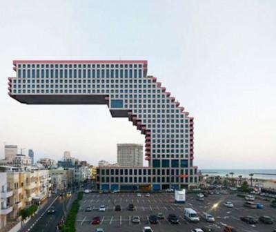 المباني المستحيلة.. صـور معمارية رائعـة
