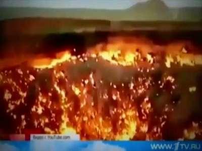 عرضت اليوم : لقطات مثيرة من سقوط النيزك فوق أورال الروسية .. شاهد الفيديو