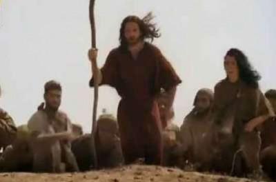 مشهد مذهل للغاية : غرق فرعون .. ونجاة موسى عليه السلام
