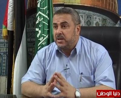 """رضوان لدنيا الوطن: خيارات حركة حماس ستكون مفتوحة اذا ما استمر """"تجاهل"""" حكومة الوفاق"""
