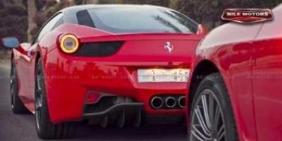 """بالفيديو : ألقى محفظة بمليون دولار ..من هذا الملياردير القطري الذي يوزع سيارات """"فيراري"""" على شباب الضواحي الفرنسية؟"""