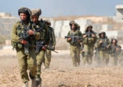 جيش الاحتلال استدعى مختلاً عقلياً