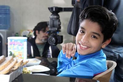 """قناة نون تطلق أغنية """"يا أمي """" للطفل سيف مجدي.. فيديو"""