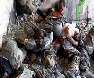 مقتل إيرانياً اشتباكات بدمشق