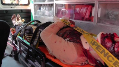 بالصور: وفاة شاب بانقلاب جرار زراعي عليه بالخليل