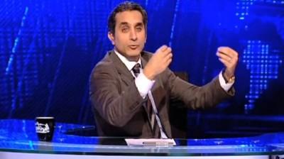 """باسم يوسف يقدم أوبريت """"قطري حبيبي الأخ الأصغر"""""""