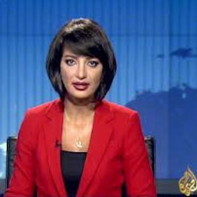 مذيعة بقناة الجزيرة تخصص مليون دولار لمن يأتيها برأس بشار الأسد