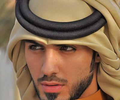 بالصور والفيديو: استبعاد الشاعر وعارض الأزياء عمر الغلا من السعودية ... بسبب وسامته