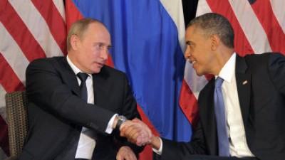 بوتين لأوباما : روسيا لا تمزح أبدا .. والأسد باق حتى إنتخابات 2014