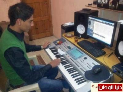 بالصور كواليس الفنان محمد عساف في Arab Idol