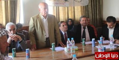 د. الأغا: فعاليات النكبة هذا العام يجب أن تعبر عن وحد الشعب الفلسطيني ومدخلاً نحو إنهاء الانقسام