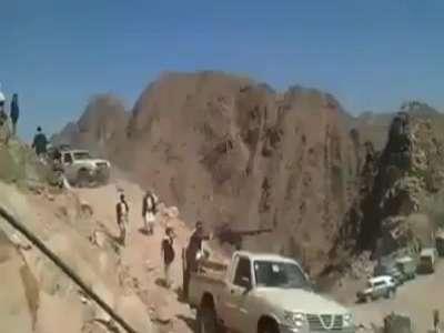بالفيديو… مضادات الطائرات للاحتفال في الأعراس اليمنية