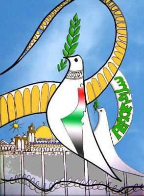 الفنان الفلسطيني  العالمي سميح ابو زاكية من المرشحين لوسام التميز لأكثر الشخصيات تأثيراً في العالم 2013